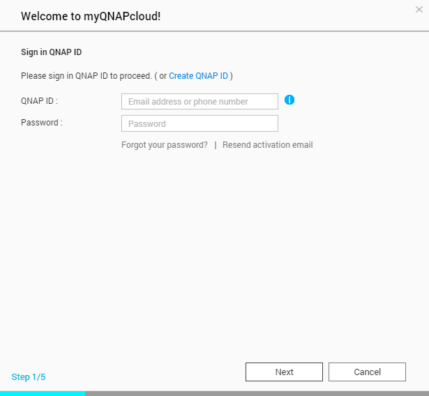 Creating a SmartURL on myQNAPcloud for Remote Access | QNAP (US)