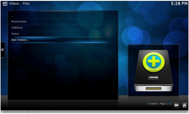 Sử dụng QNAP HD Station (HybridDesk Station) để xem film/nhạc qua TV hoặc màn hình - 101323