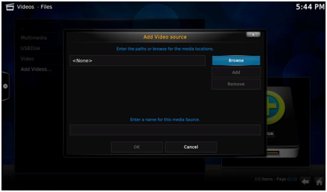 Sử dụng QNAP HD Station (HybridDesk Station) để xem film/nhạc qua TV hoặc màn hình - 101324