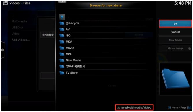 Sử dụng QNAP HD Station (HybridDesk Station) để xem film/nhạc qua TV hoặc màn hình - 101325