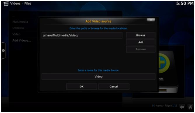 Sử dụng QNAP HD Station (HybridDesk Station) để xem film/nhạc qua TV hoặc màn hình - 101326