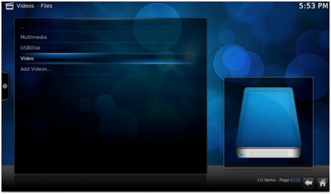 Sử dụng QNAP HD Station (HybridDesk Station) để xem film/nhạc qua TV hoặc màn hình - 101327