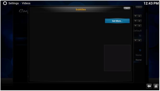 Sử dụng QNAP HD Station (HybridDesk Station) để xem film/nhạc qua TV hoặc màn hình - 101330