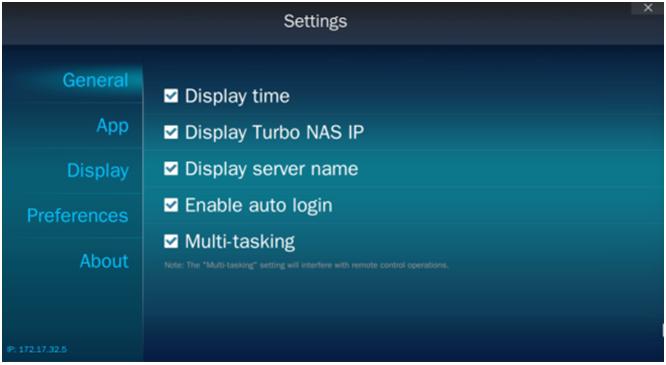 Sử dụng QNAP HD Station (HybridDesk Station) để xem film/nhạc qua TV hoặc màn hình - 101336