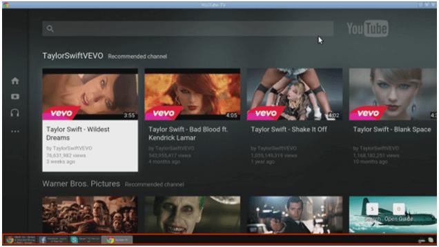 Sử dụng QNAP HD Station (HybridDesk Station) để xem film/nhạc qua TV hoặc màn hình - 101337