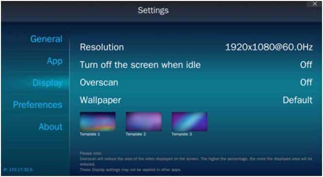 Sử dụng QNAP HD Station (HybridDesk Station) để xem film/nhạc qua TV hoặc màn hình - 101340