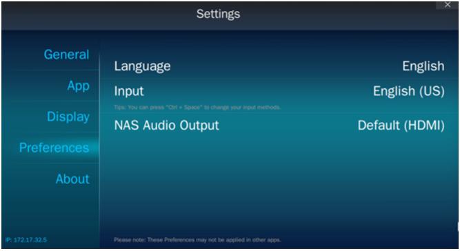 Sử dụng QNAP HD Station (HybridDesk Station) để xem film/nhạc qua TV hoặc màn hình - 101341