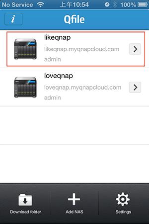 Accessing your QNAP device with myQNAPcloud service   QNAP