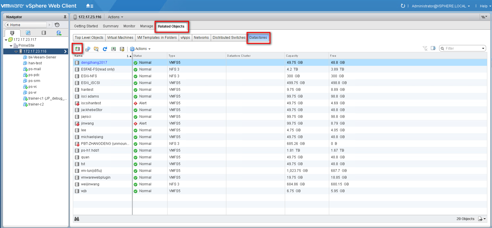 Set up a VMware ESXi Datastore via NFS in QNAP Enterprise Storage | QNAP