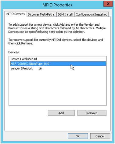 Configuring Microsoft iSCSI Storage with QNAP Enterprise