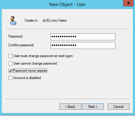 Configuring Microsoft Windows Shared Folder Permissions in QES