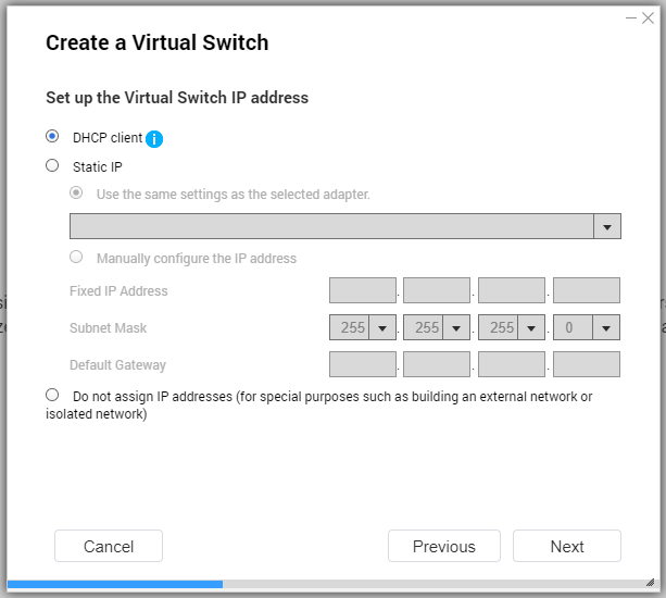 How to use and set up your Network & Virtual switch? | QNAP