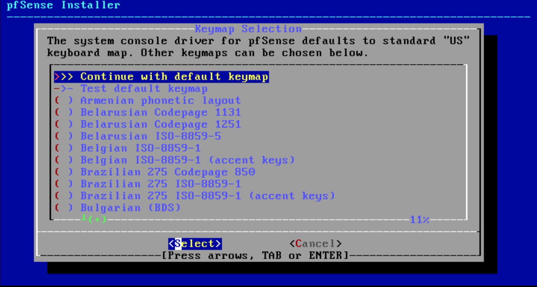 Installing pfSense on a QNAP NAS | QNAP