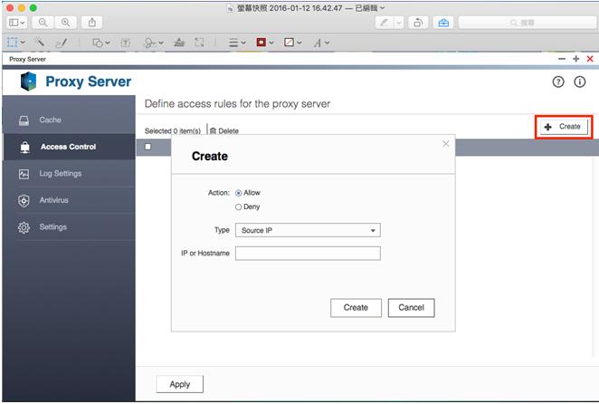 Hur du konfigurerar en proxyserver på en QNAP-NAS? | QNAP