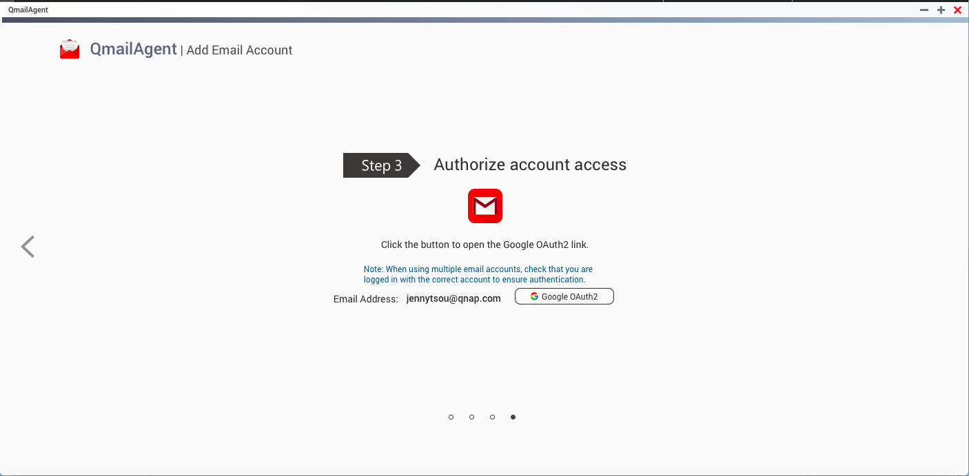 How to manage your email accounts using QmailAgent on QNAP