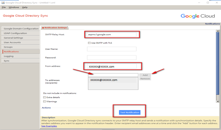 How To Sync Ldap Data On Qnap Qts Nas To Google Apps
