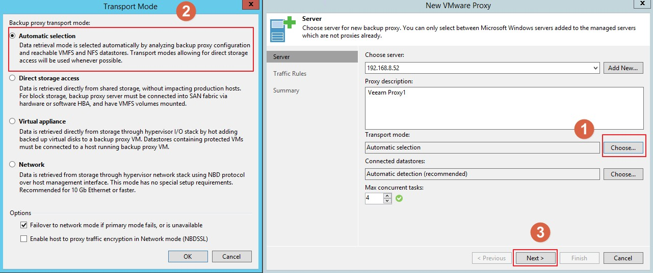 QNAP ES NAS Backup using Veeam Backup & Replication | QNAP