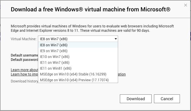 ctrl alt del on a virtual machine