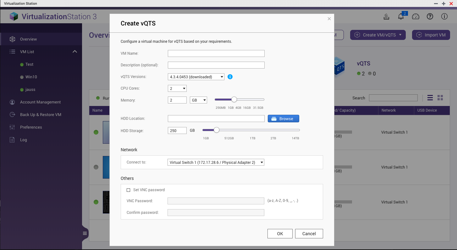 How to use Virtualization Station 3? | QNAP