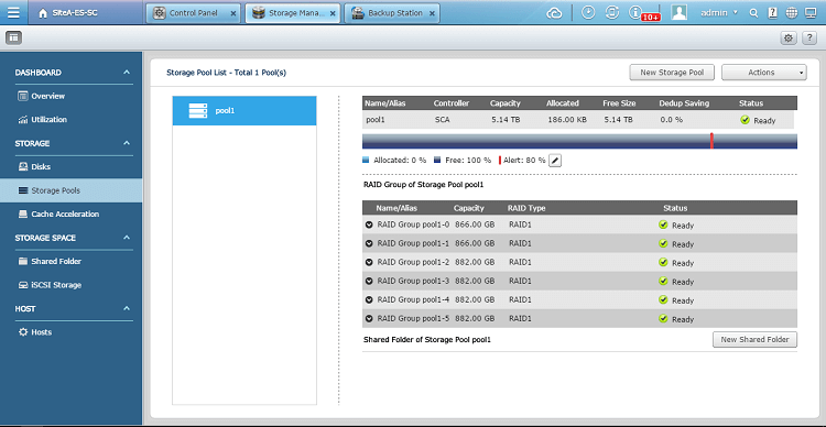 Deploying VMware vCenter Site Recovery Manager with QNAP
