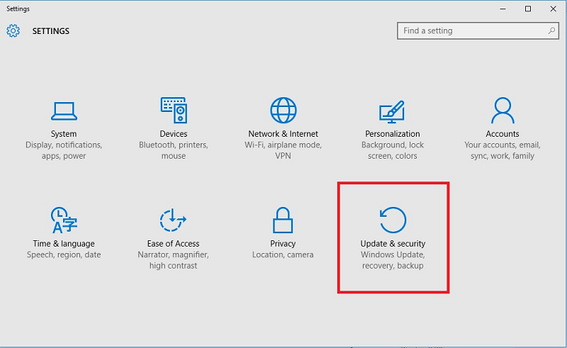 How To Backup Windows Win7 Win10 Etc And Recover From Network Drive Nas Compares