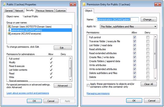 Afbeeldingsresultaat voor permissies windows