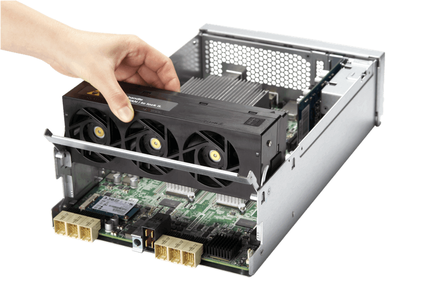 ES1640dc - Features - QNAP