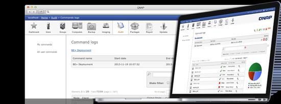 QNAP Optimize IT assests