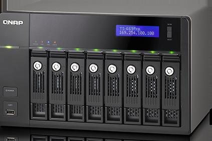 QNAP TS-669Pro Turbo NAS QTS Driver for Windows Mac