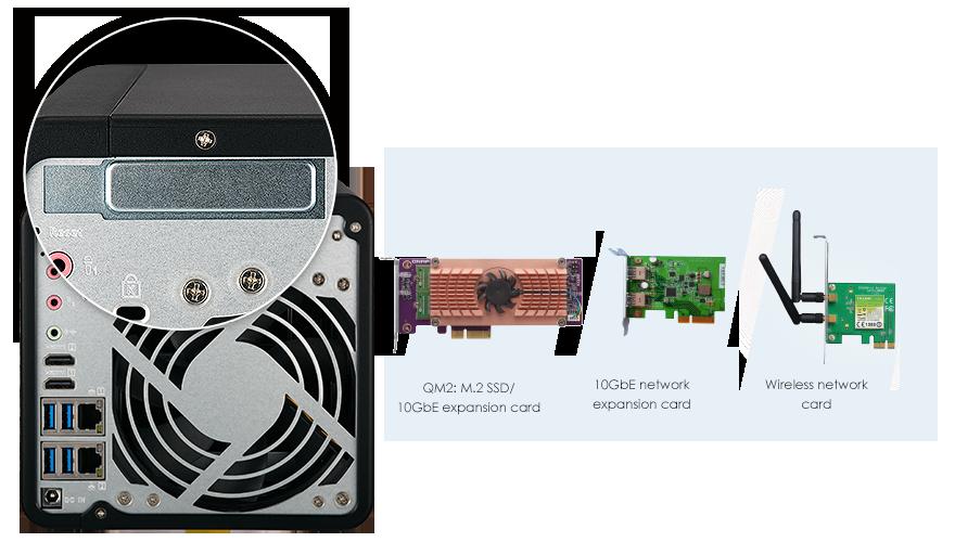 PCIe TS 453B