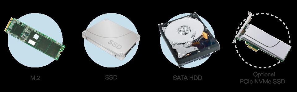 TS-1685 - Features - QNAP