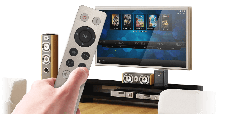 QNAP Full HD videos