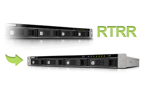 Drivers Update: QNAP TS-453U-RP TurboNAS QTS