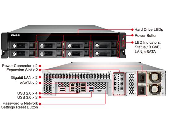 QNAP TS-870U-RP NAS Driver for Windows Download