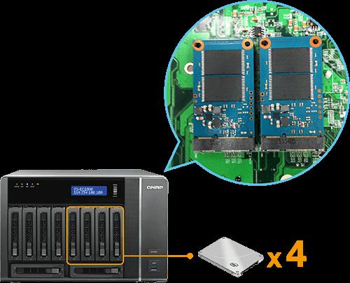 QNAP TS-EC1080Pro TurboNAS QTS Drivers for PC