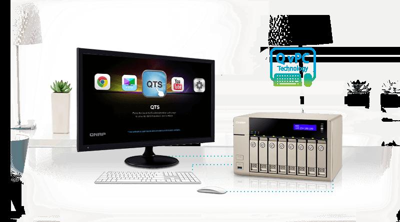 QNAP QvPC Technology