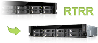 QNAP Disaster recovery