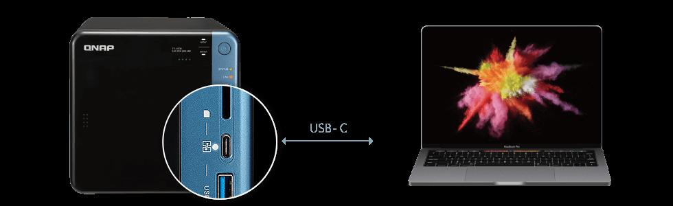 USB C TS 453B