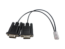 Console Cable (RJ11 to RS-232) x1