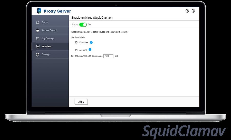 - Proxy Server