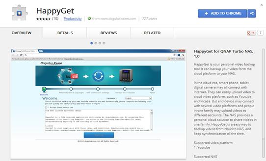 Download Station: Torrent / Rapidshare withput PC | Qnap