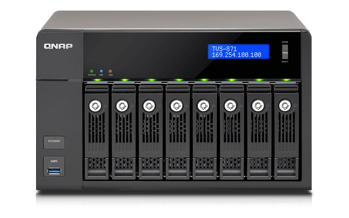 how to keep adding drives to nas