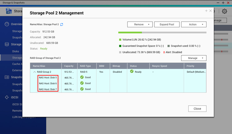 How to Safely Detach and Reattach Volume/Storage Pool | QNAP