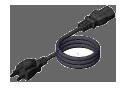 Power Cord x 1