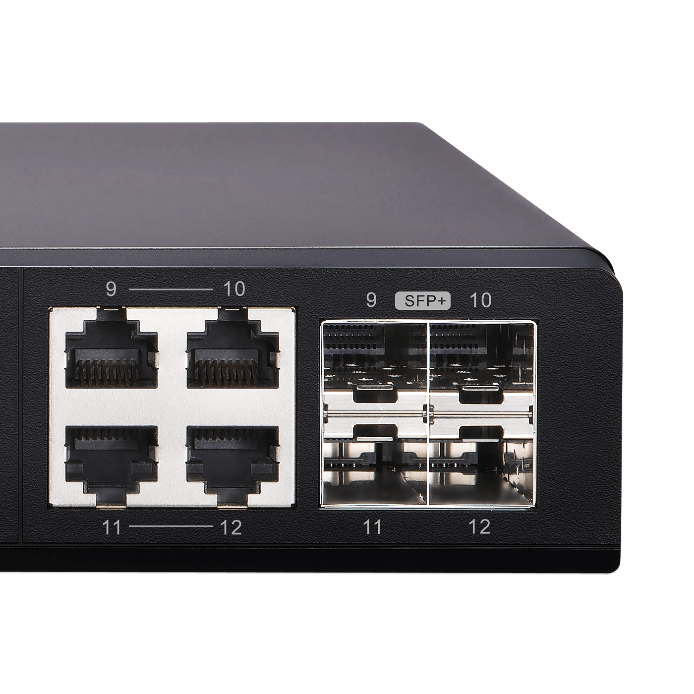 10GbE Switch: QSW-1208-8C - Features | QNAP