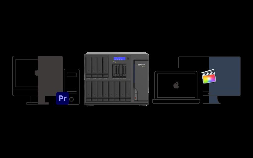 Adobe® Premiere Pro® and Final Cut Pro® collaboration