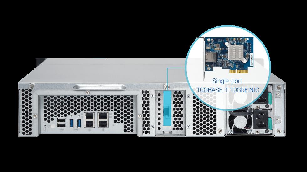 TS-1263XU-RP - Features | QNAP