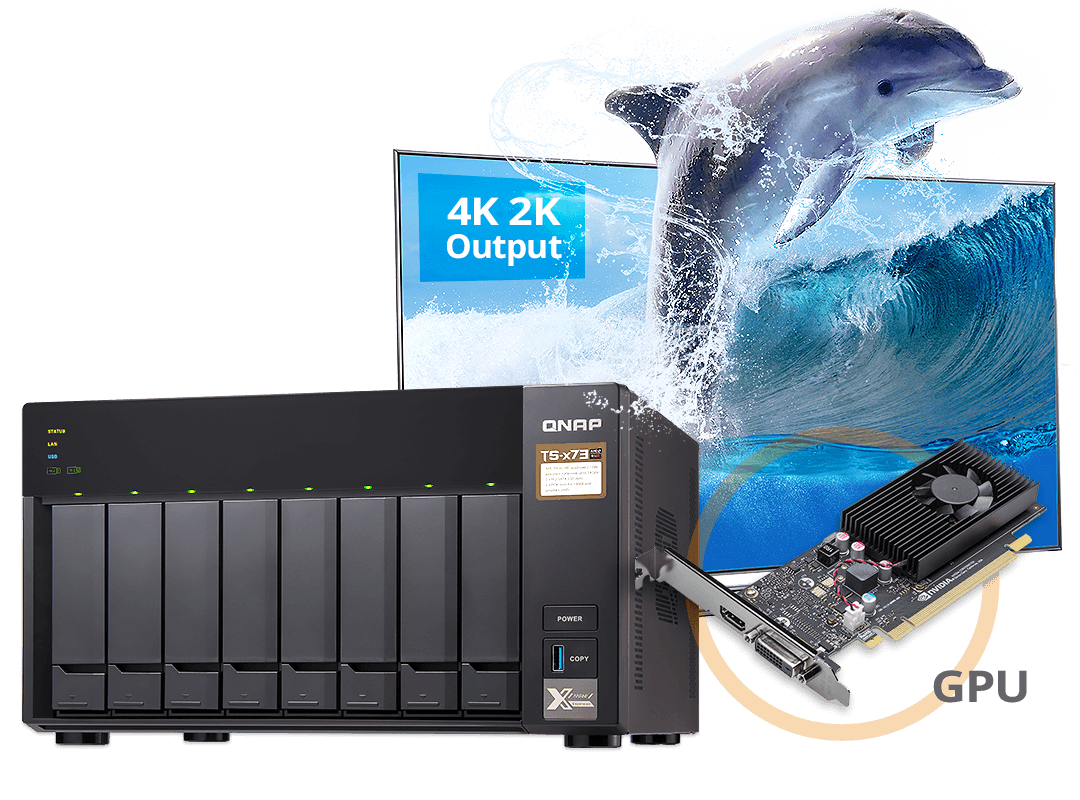 Ts 873 Features Qnap Nas Home Network Wiring Diagram Learn More Qremote